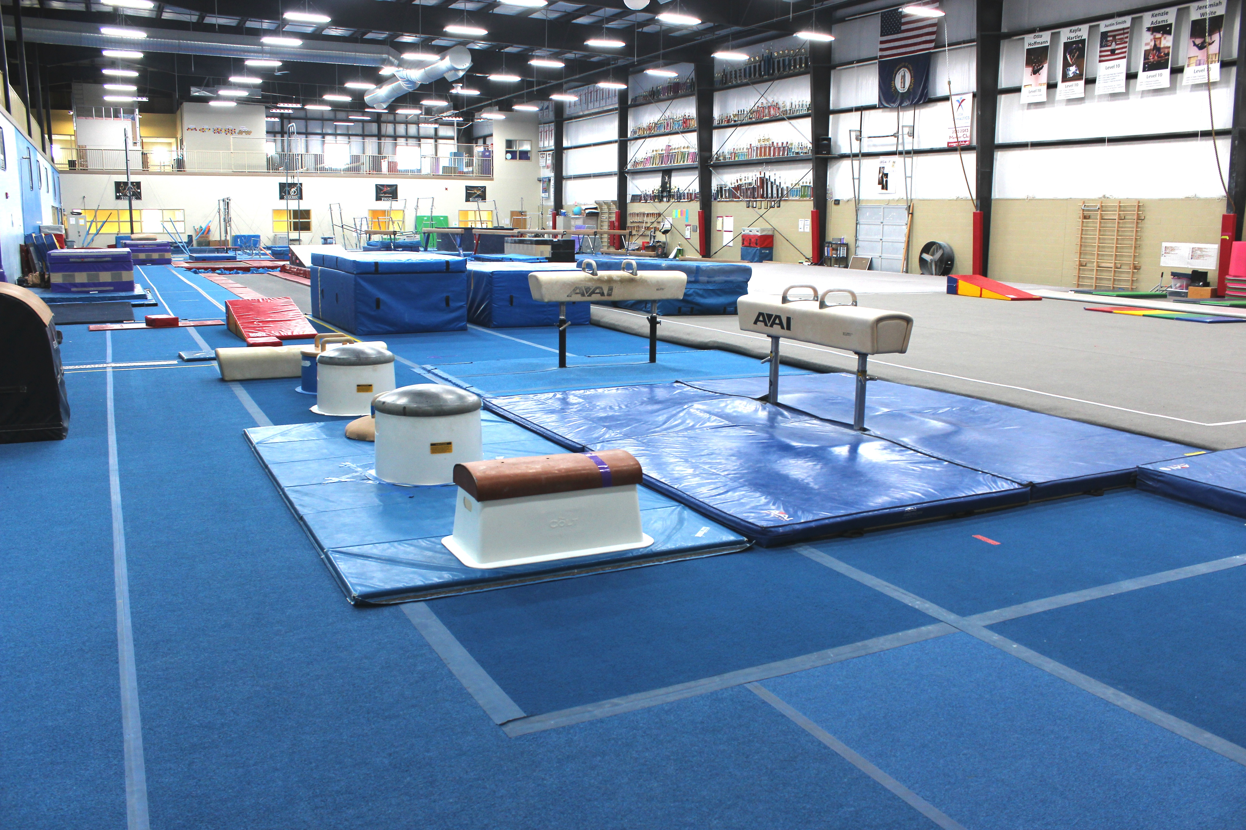 heart rock classic gymnastics meet 2016