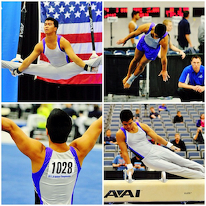 Legacy All Sports USAG Boys Team
