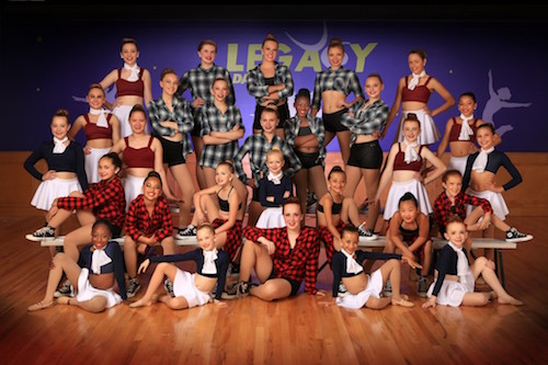 Legacy All Sports Dance Company