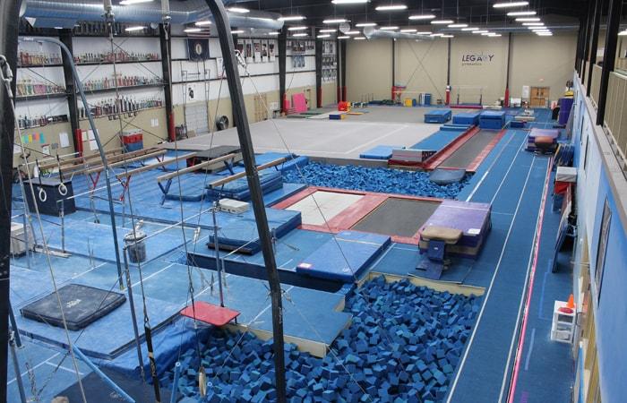 Legacy All Sports Lexington Kentucky Gymnastics