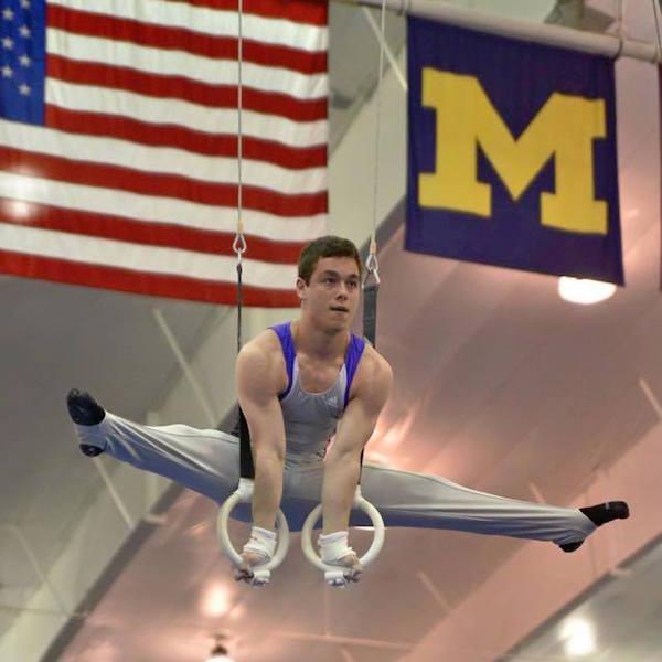 USA Gymnastics Boys